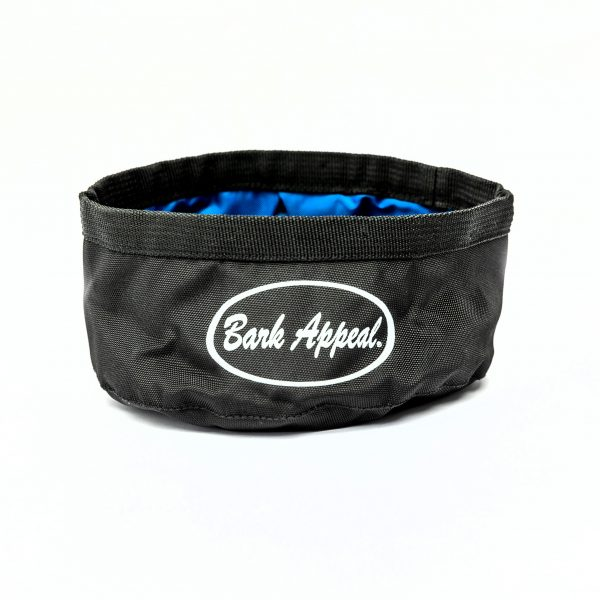 Collapsible food water bowl