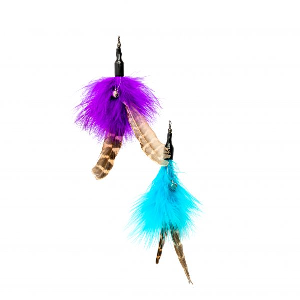 cat toy replacement feathers 2