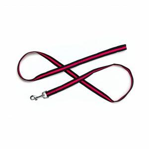 raspberry mesh dog leash