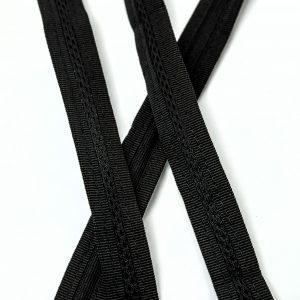 black mesh leash