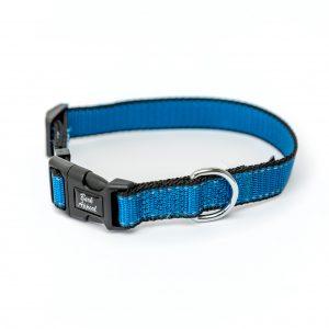 Blue Reflective Trim Collar