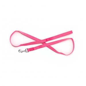 Pink Reflective Trim Leashes 5'